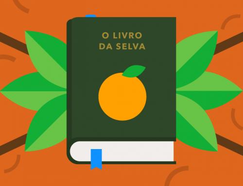 O livro da selva: os nomes das frutas e bagas