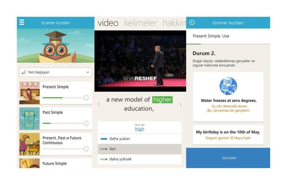 LinguaLeo'nun Mobil Uygulamalarındaki Yenilikleri Keşfedin