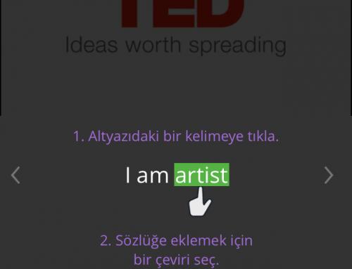 TED Konuşmaları artık cebinizde!