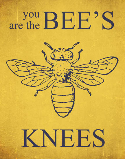 you-are-the-bees-knees
