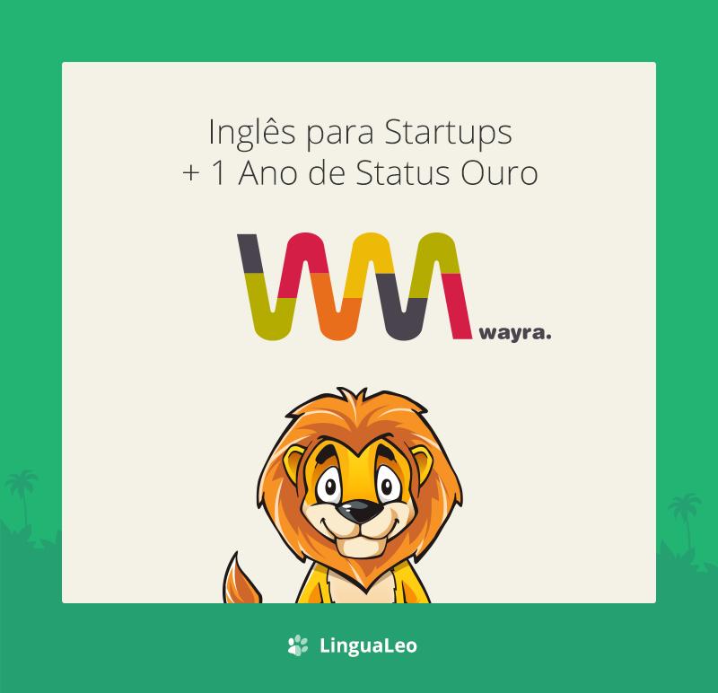 LinguaLeo & Wayra