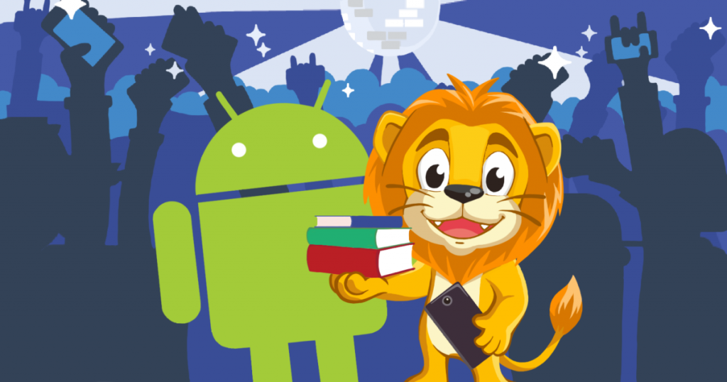 Os cursos Lingualeo já estão disponíveis na plataforma Android!