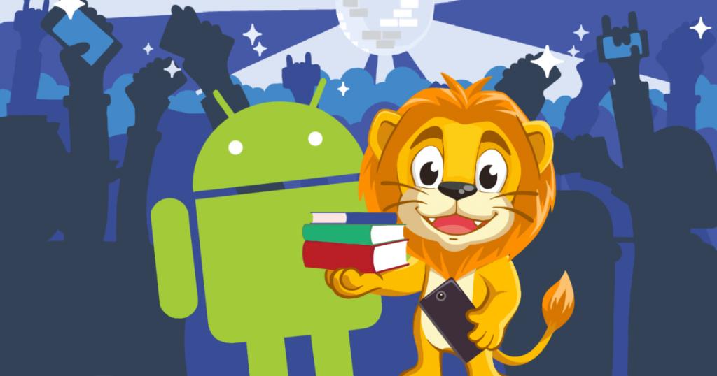 Lingualeo kursları şimdi Android'de!