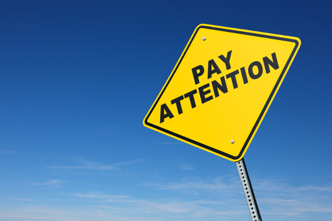 pay-attention