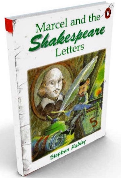 Marcel and the Shakespeare Letters читать на английском